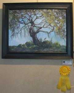 Artist Deborah B. Smith Receives An Achievement Award